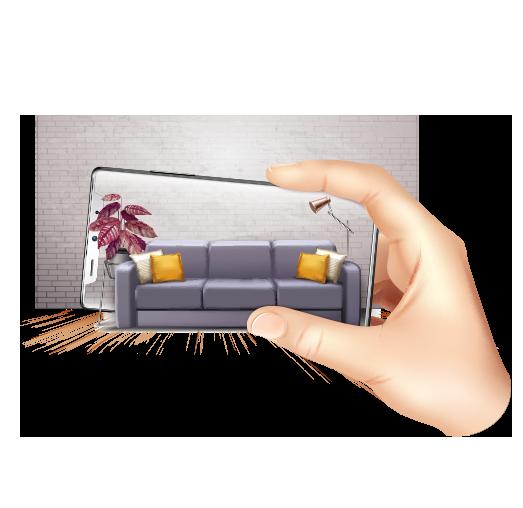KaviAR Augmented Reality Service n°2