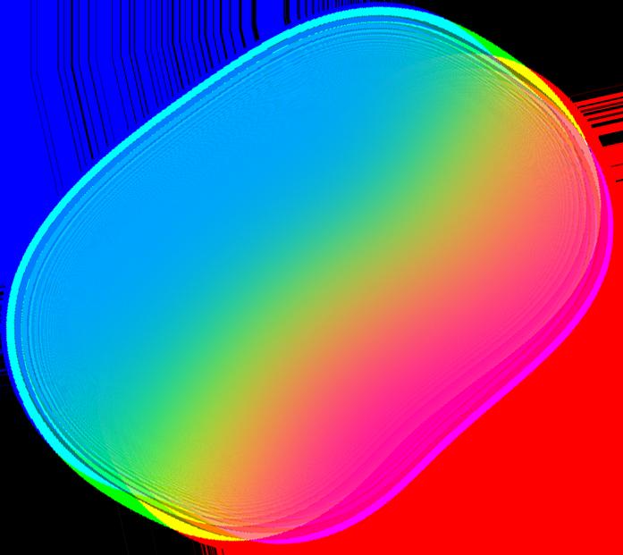 Rainbow glow 2