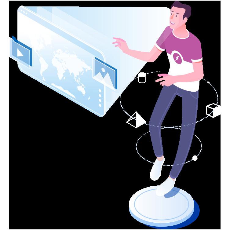 Tomorrow's Web with KaviAR Augmented Reality
