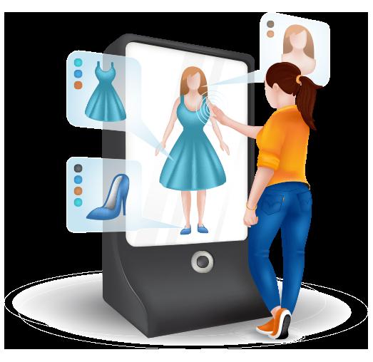 KaviAR Augmented Reality Service n°7