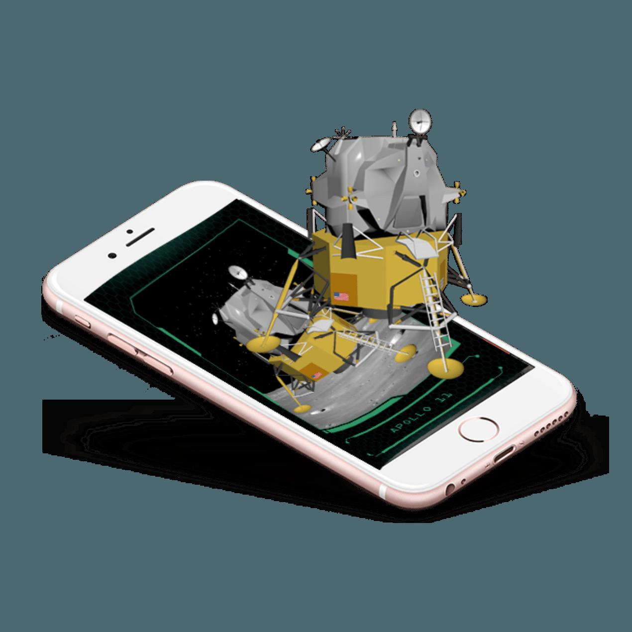 Augmented Reality Gif KaviAR